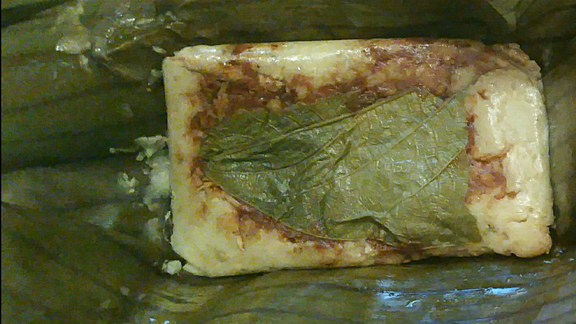 Tamales at Sabor a Mexico