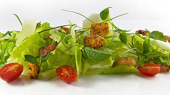 The Canlis salad at Canlis