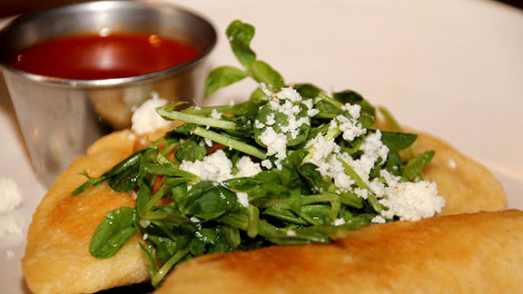Chef John Sundstrom reviews Empanadas at