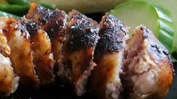 Esane sausage at Thai Esane
