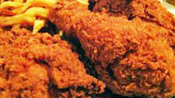 Chef Richard Knight reviews Southern fried chicken at