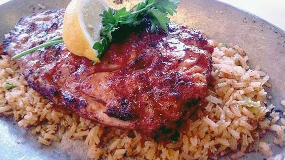 Gulf red snapper at Goode Company Seafood