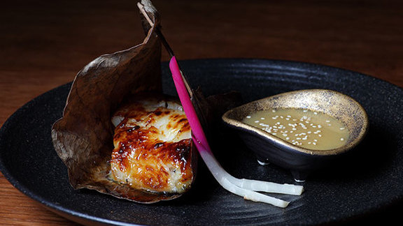 Chef Atul Kochhar reviews Yuzo scented miso black cod at