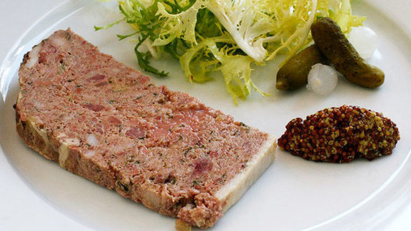 Pâté grand-mère at Bar Boulud