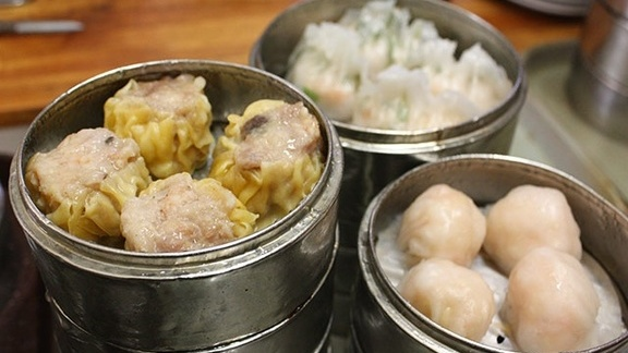 Chef Giselle Wellman reviews Dim sum at
