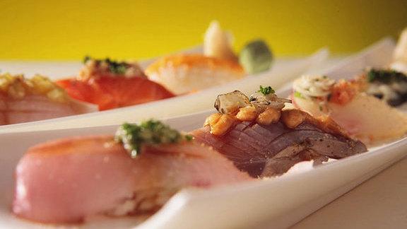 Omakase at Macku Sushi