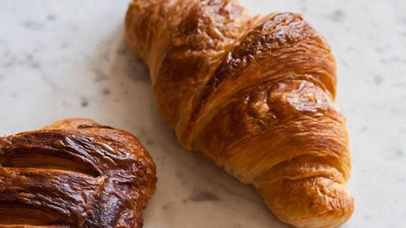 Croissant at Le Marais Bistro & Bakery