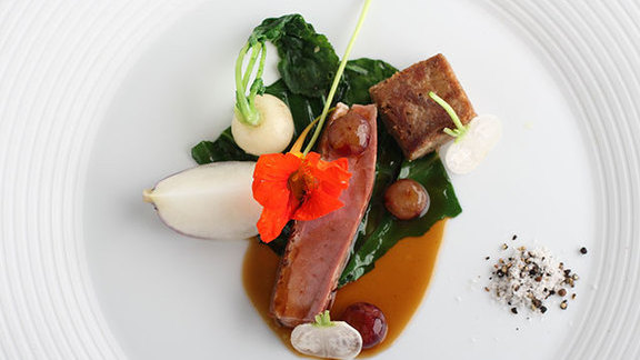 Tasting menu at Mélisse