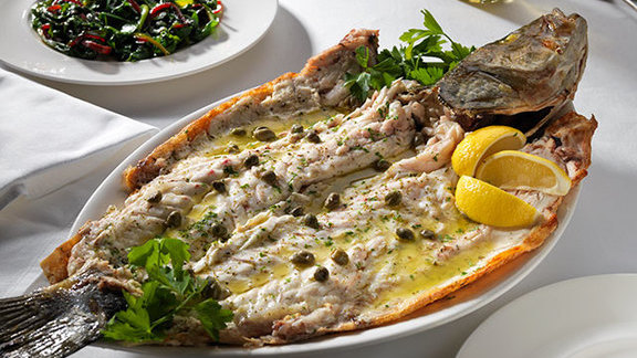 Chef Mary Sue Milliken reviews Whole fish at