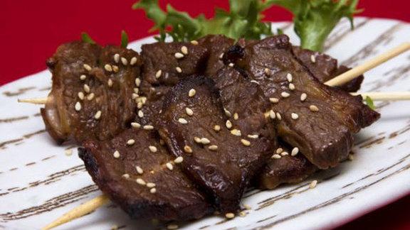 Beef short ribs at Osaka Japanese Bistro