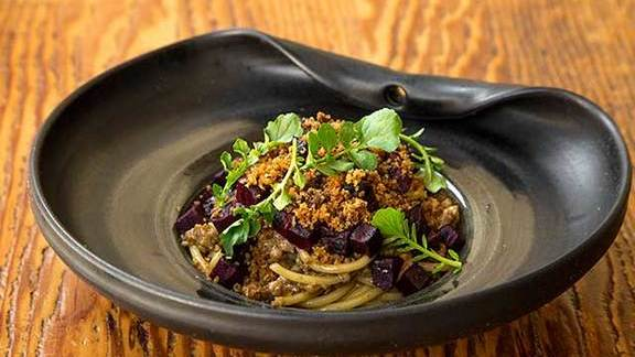 Chef Greg Dunmore reviews Seasonal pasta at Rich Table
