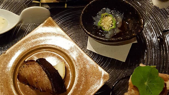 Chef Michael Voltaggio reviews Dinner at N/Naka