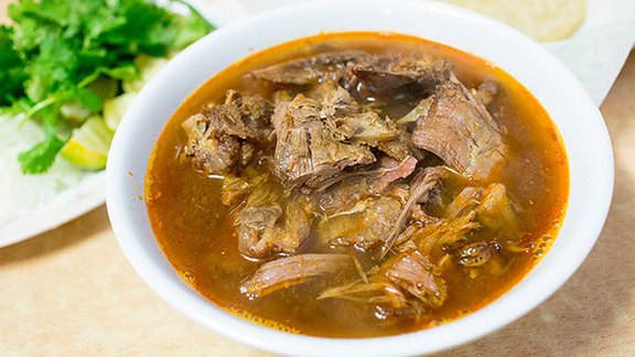 Birria at El Parian