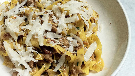 Chef Paul Liebrandt reviews Pasta at