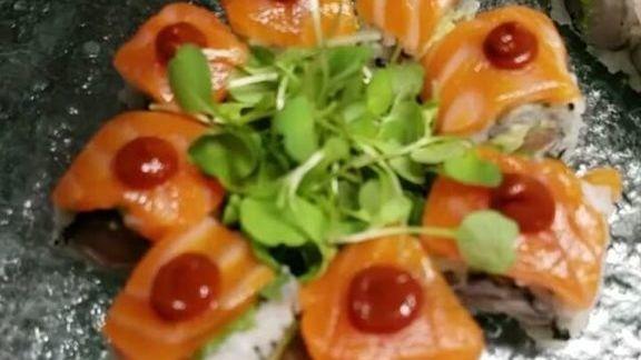 Specialty maki rolls at Lure Fishbar