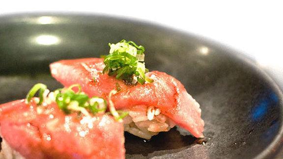 Omakase at Sushi Sasabune