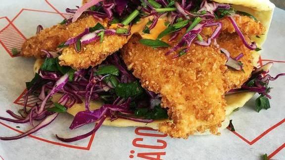 Chef Josef Centeno reviews Off-menu boneless fried chicken at BäcoShop