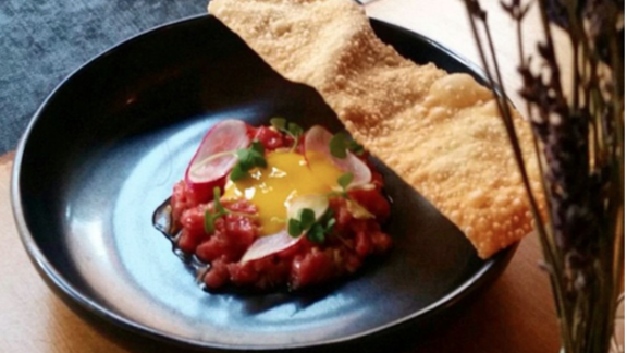 Tartare at tuome