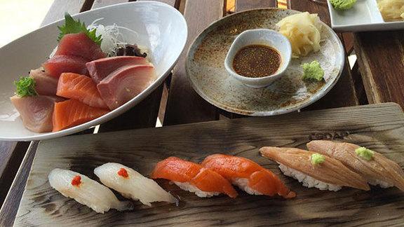 Omakase at Saru Sushi Bar