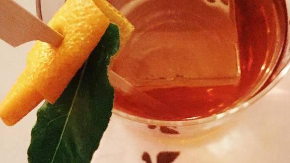 Chef Mary Sue Milliken reviews Negroni at La Sirena Ristorante