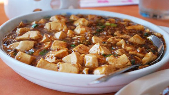 Ma po tofu at Spices!! II
