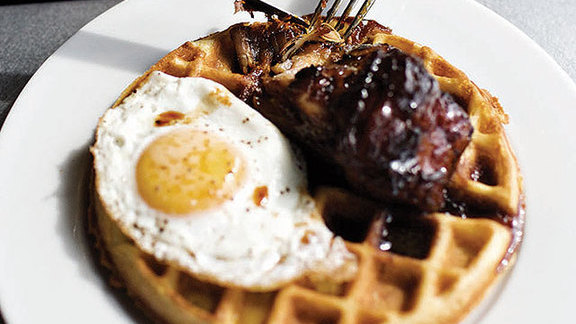 Chef Dalis Chea reviews Waffle at