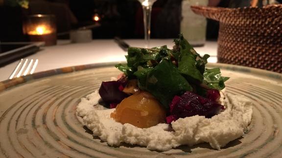Chef Ethan Speizer reviews Tasting Menu at