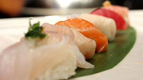 Chef Richie Nakano reviews Omakase at