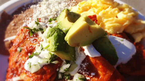Chef Ryan Farr reviews Mexican breakfast at