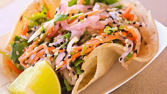 Tacos at Grumman 78 HQ