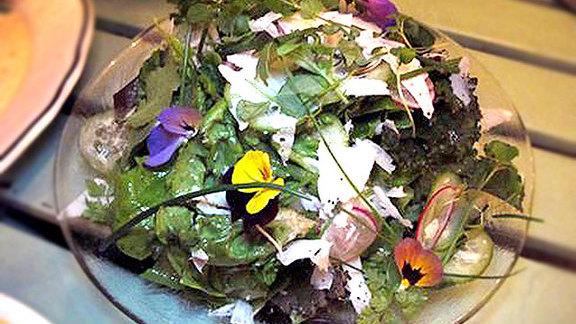 Chef Antonio Park reviews Seasonal salad at Liverpool House