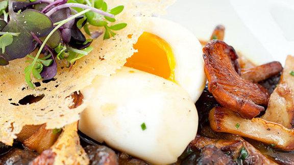 Chef Nick Hodge reviews Légumes du jour at Brasserie T