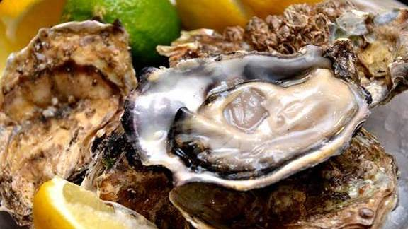 Chef Corbin Tomaszeski reviews Oysters at