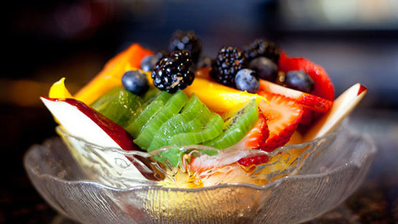 Chef Joshua Breen reviews Large fruit bowl  at
