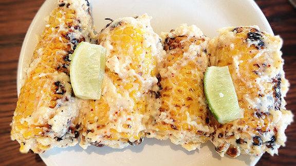 Chef Josh Buehler reviews Maiz asado at Toro