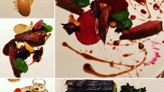 Chef Ben Bailly reviews Tasting menu at Patina