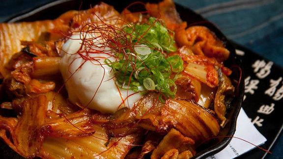 Chef Kyle Itani reviews Buta-kim at