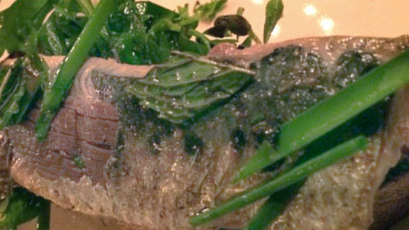 Chef Alexander Ong reviews Sardine toast at