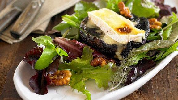 Salad on the Specials menu at Henrietta's Table