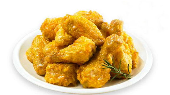 Chef Steven Fretz reviews Kyochon honey original at