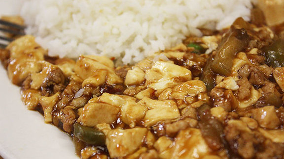 Chef Mat Clouser reviews Ma po tofu at