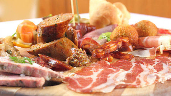 Chef David Slater reviews Grand charcuterie tasting at