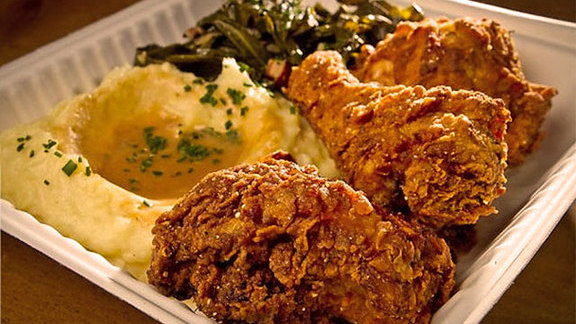 Chef Adam Dulye reviews Fried chicken at