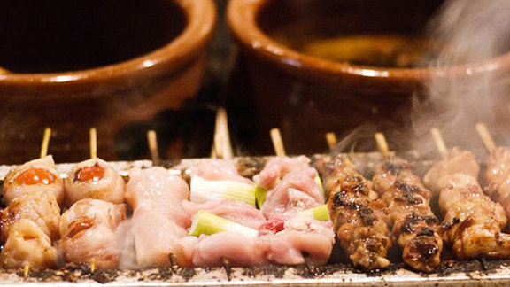 Chef Rocky Maselli reviews Yakitori at