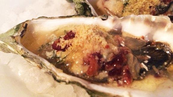 The Rocker Oysterfeller at Rocker Oysterfeller's Kitchen + Saloon