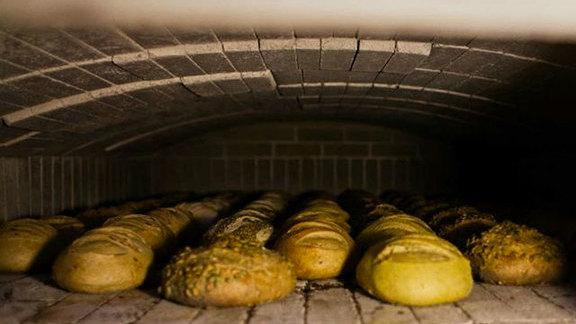 Bread at Wildflour Bakery
