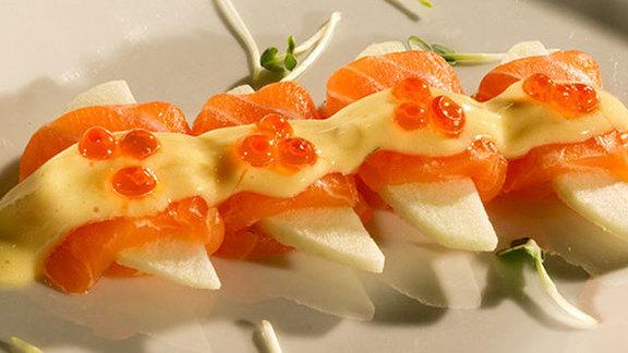 Omakase at Kaz Sushi Bistro