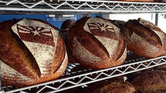 Chef Don  Guerra reviews BREAD!!!! at Barrio Bread