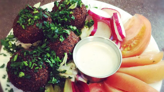 Chef Paul McCabe reviews Falafel at
