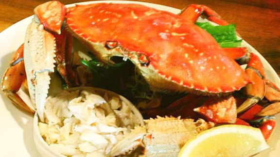 Chef Brian Malarkey reviews Whole dungeness crab at